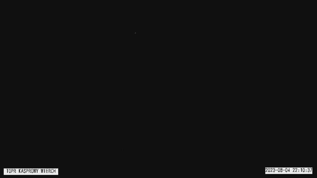 Kamera TOPR Dolina Gasienicowa