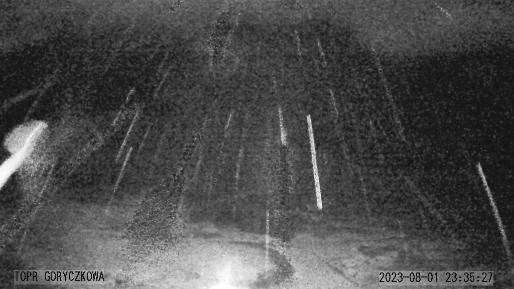 Kamera TOPR Kasprowy - Dolina Goryczkowa